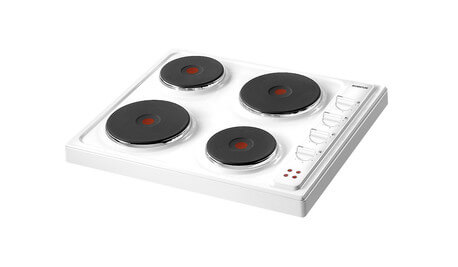 Elektrische Kookplaat Inventum VKE6010WIT